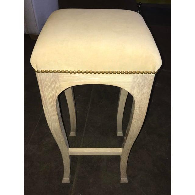"Truex American Furniture ""Golden Gate"" Bar Stool - Image 2 of 5"