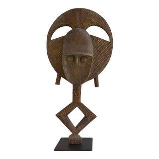 Gabon Reliquary Guardian Figure