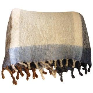 Vintage Wool Metsovaara Blanket