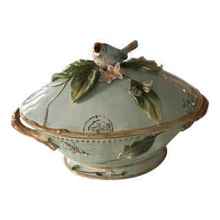 Vintage Fitz and Floyd Toulouse Tureen
