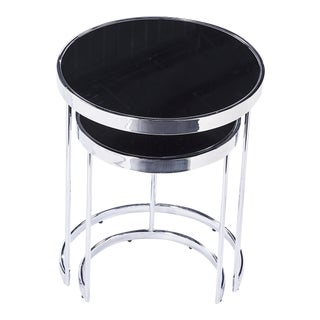 Blink Home Black Nesting Tables - A Pair
