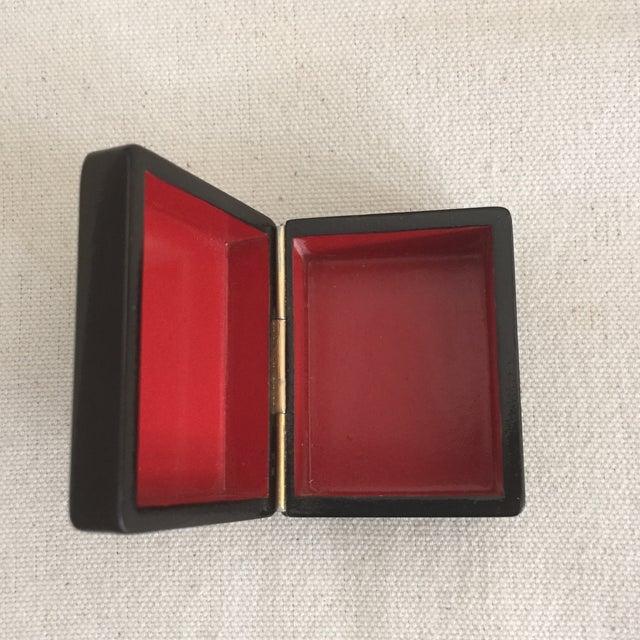 Image of Russian Lacquer Box