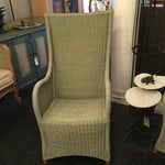 Image of Vintage Wicker Chairs - A Pair