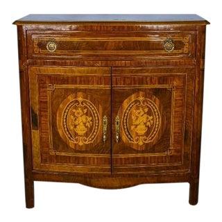 French Mahogany & Ormolu Cabinet
