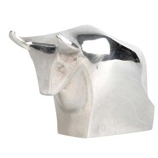 Dansk Bull Paperweight