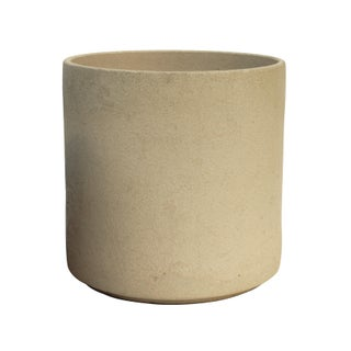 Gainey Pottery Mid-Century Large Textured Planter
