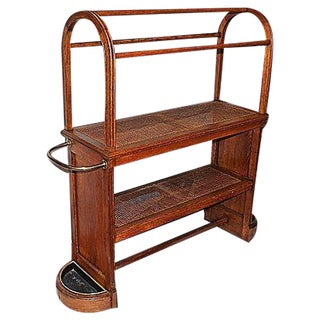 19th-Century French Dumbwaiter/Console