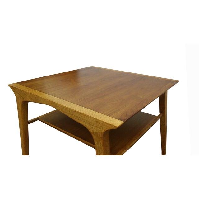 Drexel Profile Corner Table - Image 2 of 5