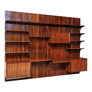 Cado Royal System Rosewood Wall Unit