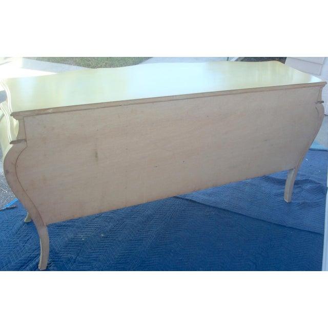 Genova Furniture Co. French Provincial Dresser - Image 9 of 10