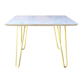 Los Angeles Made Formica Mid Century Style Side Table