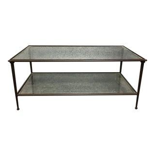 Crate & Barrel Kyra Coffee Table