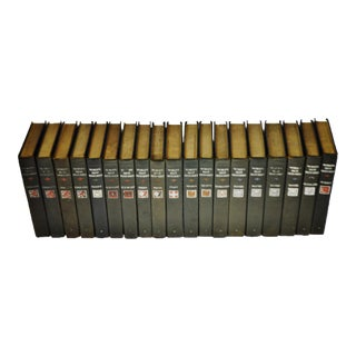 Early World's Best Histories Books, 19 Volumes, 1880's Copyrights