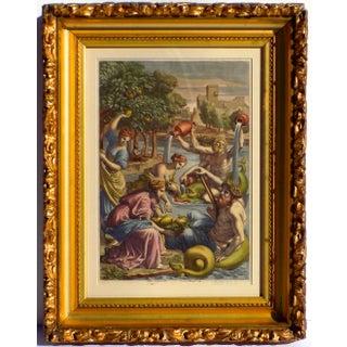 The Lemon Offering Engraving, 1646