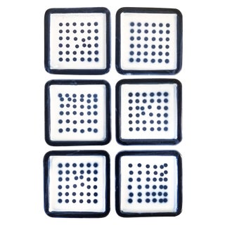 Roger Capron Tile Wall Hangings - Set of 6