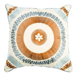 Dezi Embroidered Pillow