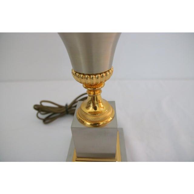 Maison charles et fils table lamp chairish for Table franco et fils