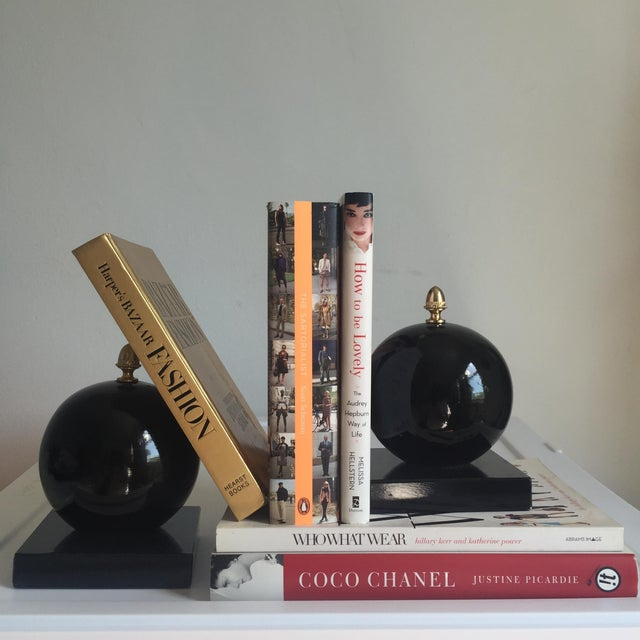 Alabaster Bookends - A Pair - Image 3 of 7