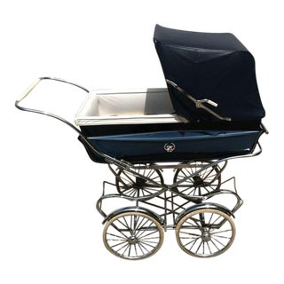 Bilt-Rite 1960s Cadillac Baby Carriage Stroller