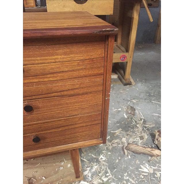Mid-Century Mahogany Lane Dresser - Image 6 of 8