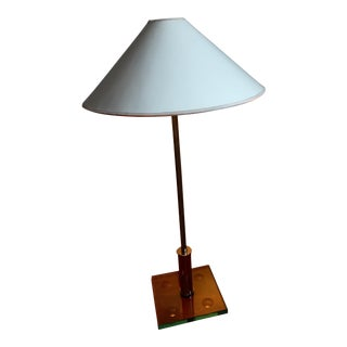 "Mirak Collection ""Glass"" Table Lamp"