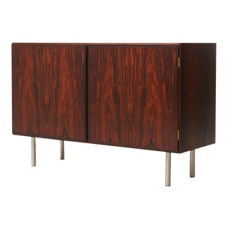 A pair of Omann Jun cabinets in rosewood