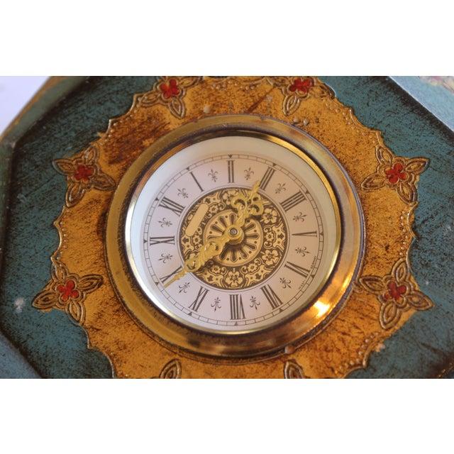 Image of Italian Florentine Clock