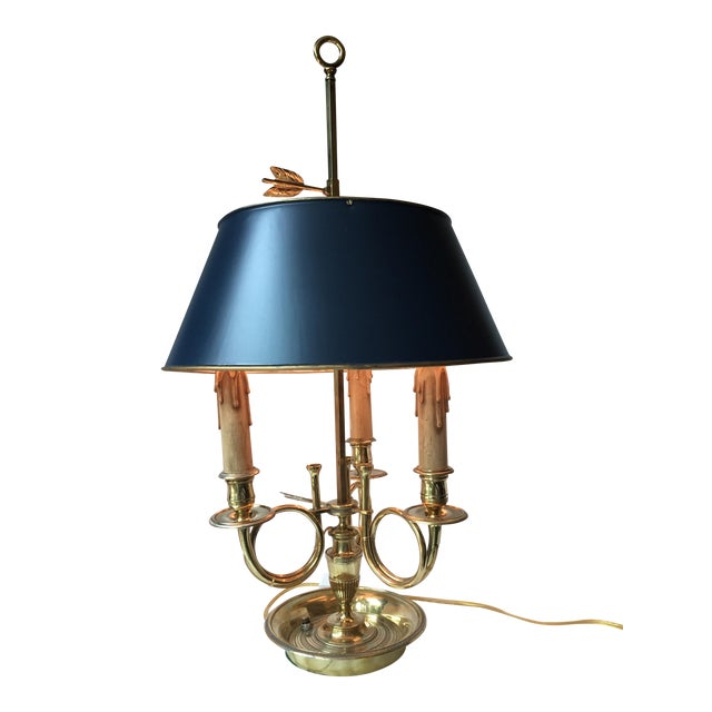 Empire Style Bouillotte Lamp - Image 9 of 9