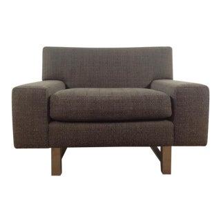 Crate & Barrel Modern Armchair