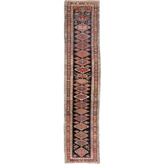 "Antique Souj Boulak Runner - 15'5"" x 3'4"""