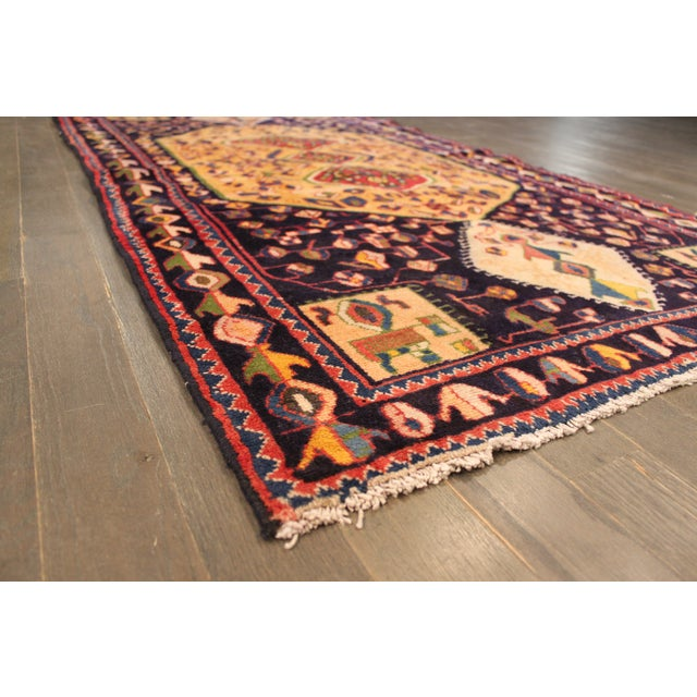 "Apadana Persian Rug - 3'5"" X 6'5"" - Image 3 of 4"