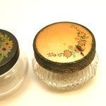 Image of 19th Century Antique Apothecary Jars - Set of 3