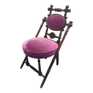 Victorian Hunzinger Side Chair