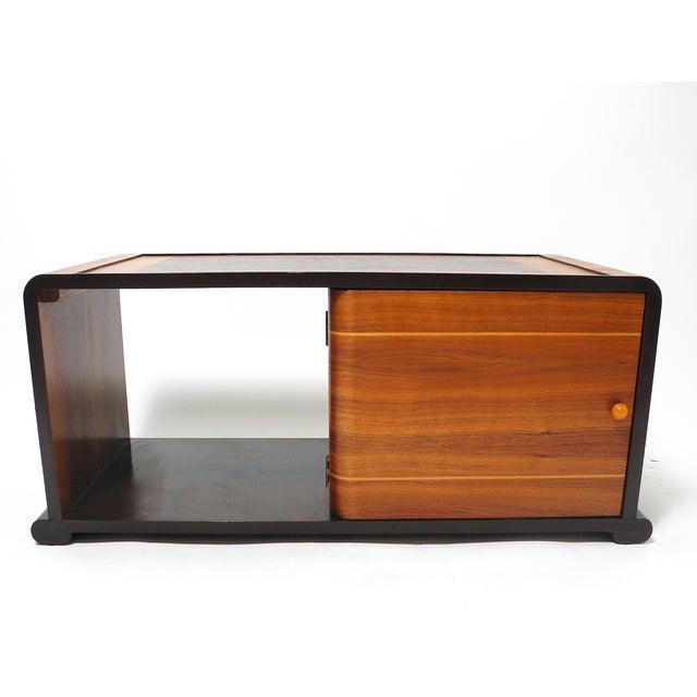 Image of Vintage 1930's Art Deco Mini Bar