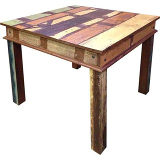 Brix Desert Bistro Table