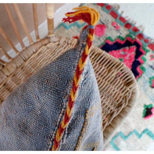 Moroccan Sabra Cactus Lumbar Cushion - Image 5 of 6