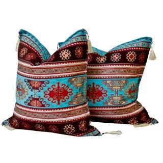 Southwestern Style Pillows - A Pair
