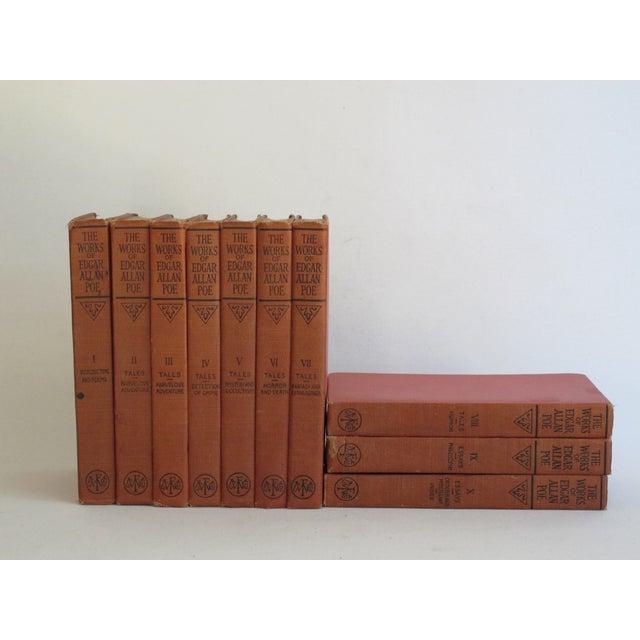 The Works of Edgar Allen Poe - Set of 10 - Image 2 of 8