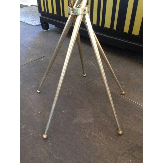 Image of Beautiful, Five-Leg Base Gueridon Table