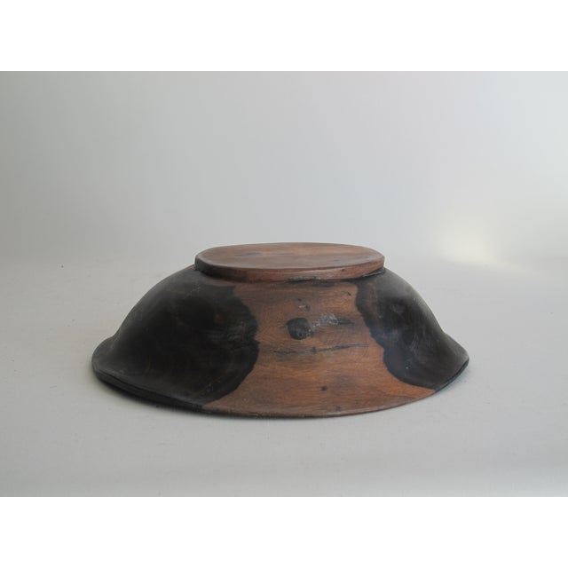Two-Tone Wood Bowl - Image 7 of 7