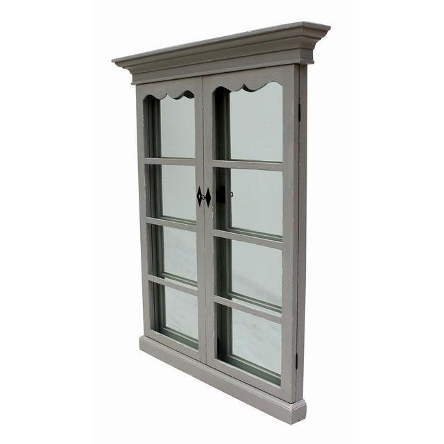 Sarreid Ltd. Adriana French Window Mirror - Image 3 of 5