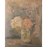 Image of Impressionist Still Life With Flowers