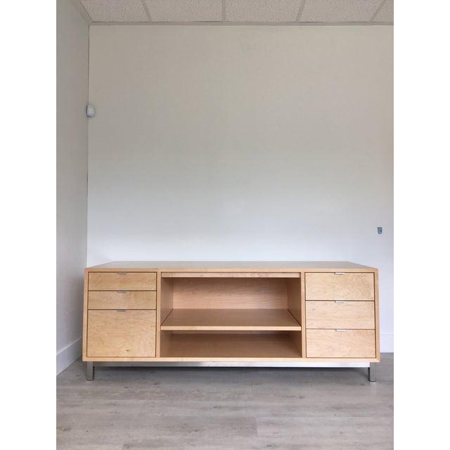 Room & Board Custom Copenhagen Storage Console - Image 2 of 7