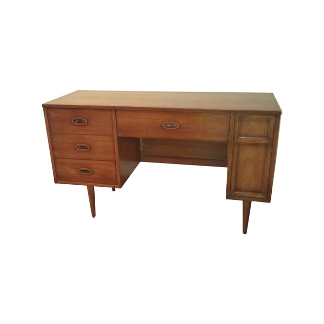 Image of Dixie Mid-Century Modern Danish Desk