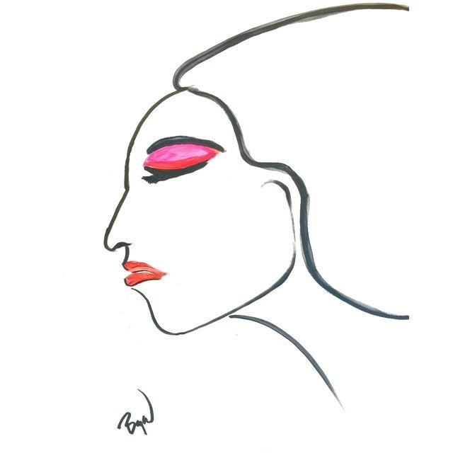 Fashion Illustration by Bryan Boomershine - Image 1 of 4