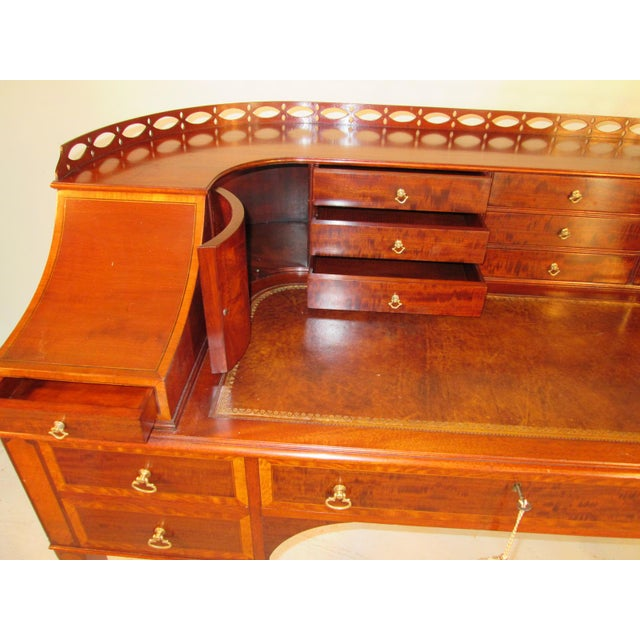 Joseph Gerte Carlton Desk - Image 8 of 11