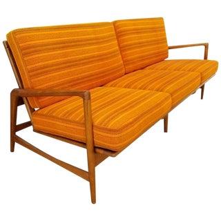 Ib Kofod-Larsen Teak Sofa