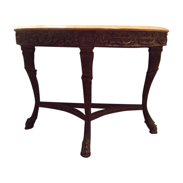 Huffman Koos Console Table - Image 1 of 6