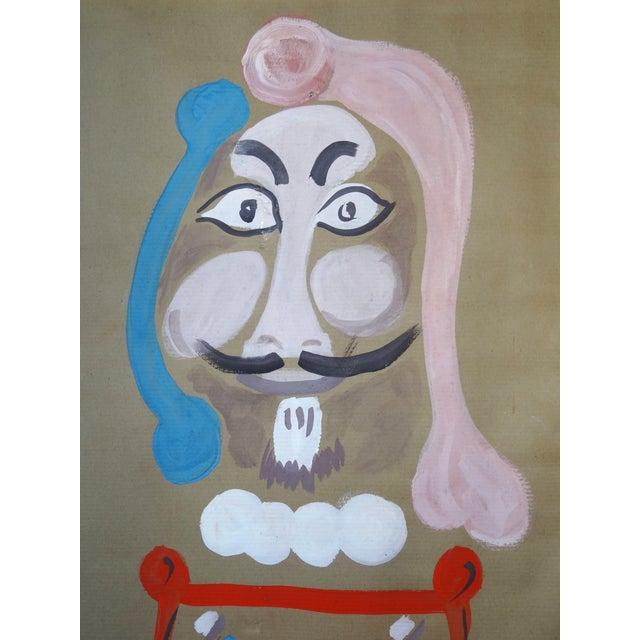 Trio of Surrealism Paintings - Image 7 of 8