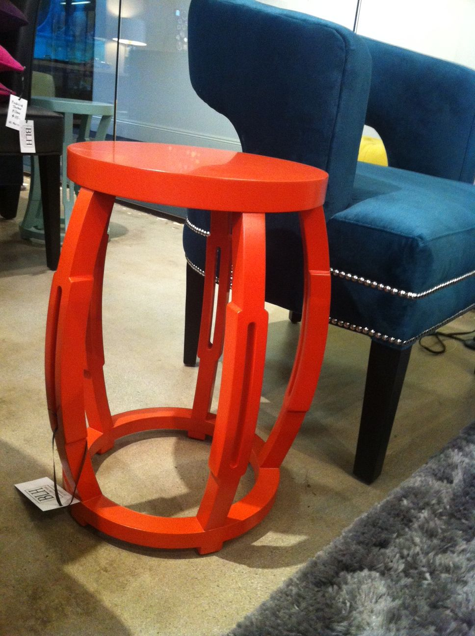Taboret Stool Or Side Table Chairish